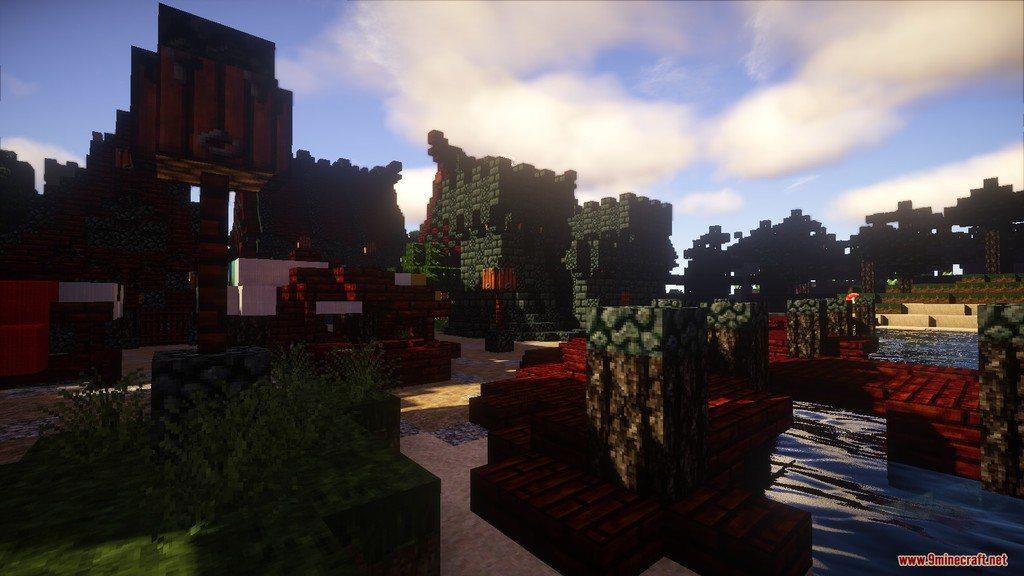 Baldur's Craft Resource Pack Screenshots 2