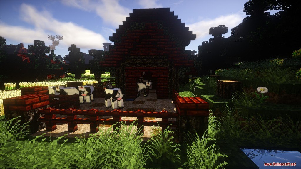 Baldur's Craft Resource Pack Screenshots 7