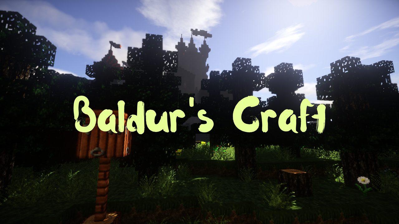 Baldur's Craft Resource Pack
