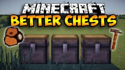 Better Chests Mod