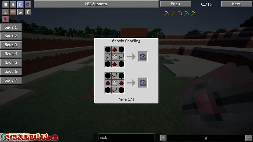 Better Chests Mod Crafting Recipes 6
