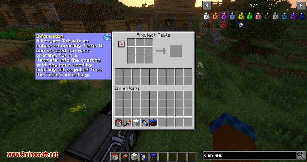 Blue Power mod for minecraft 07