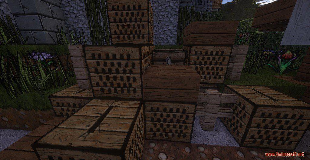 Bordercraft Resource Pack Screenshots 3