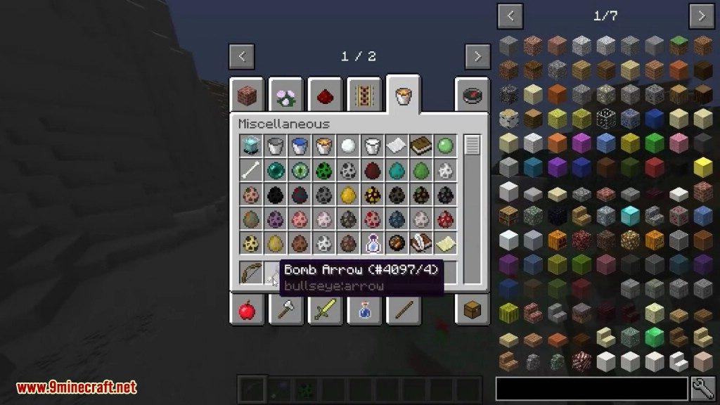 Bullseye Mod Screenshots 2