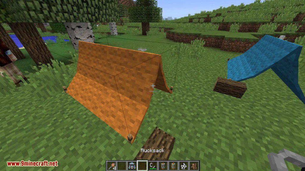 Camping Mod Screenshots 12