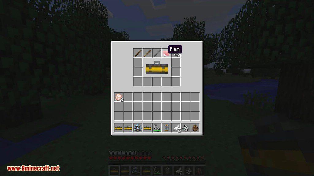 minecraft campcraft mod 1.5.1