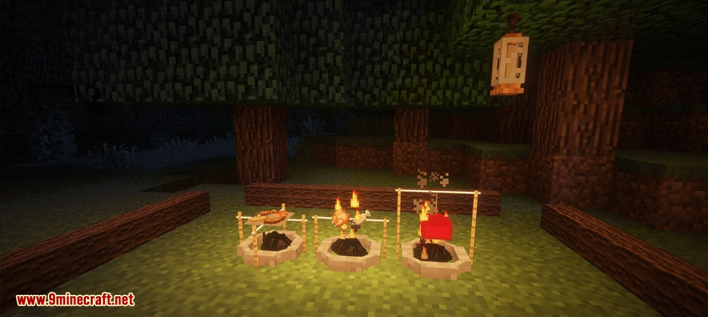 Camping Mod Screenshots 2