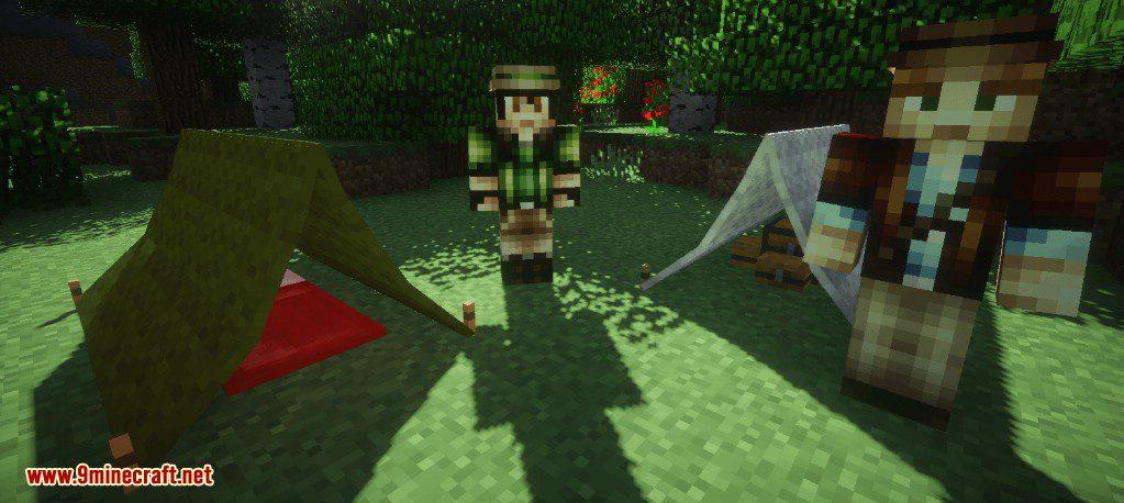 Camping Mod Screenshots 4