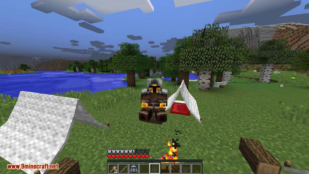 Camping Mod Screenshots 9