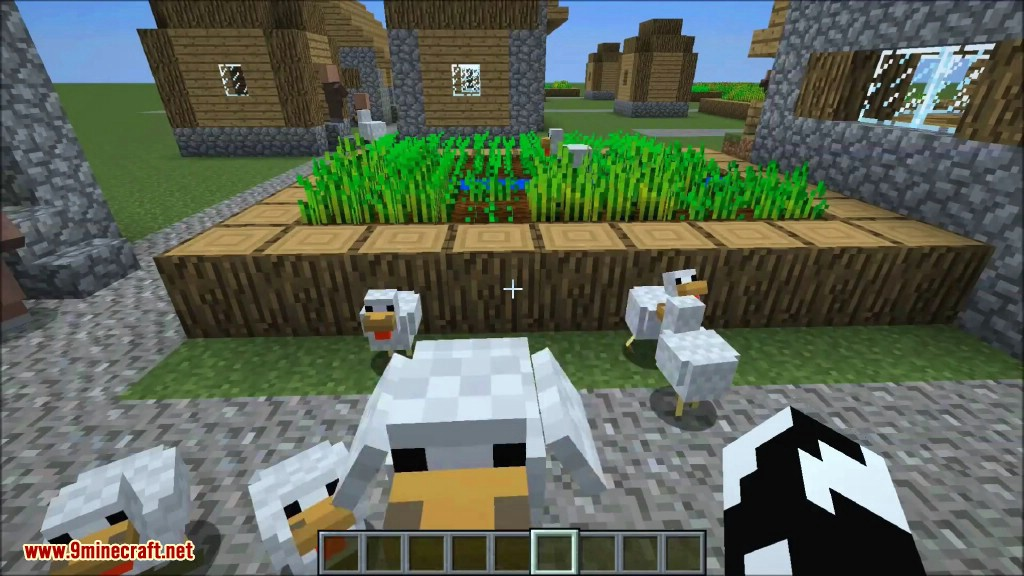 ChickenShed Mod Screenshots 1