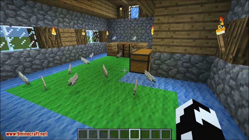 ChickenShed Mod Screenshots 2