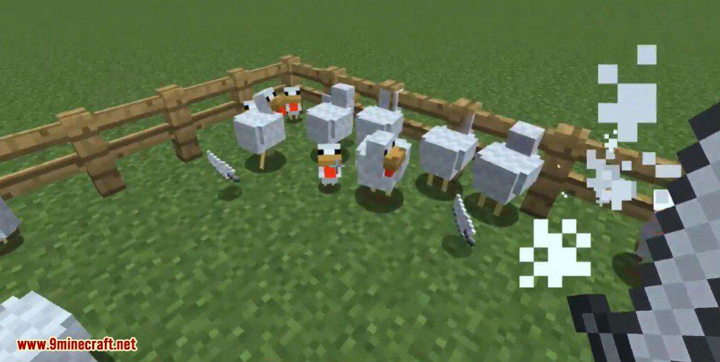ChickenShed Mod Screenshots 6