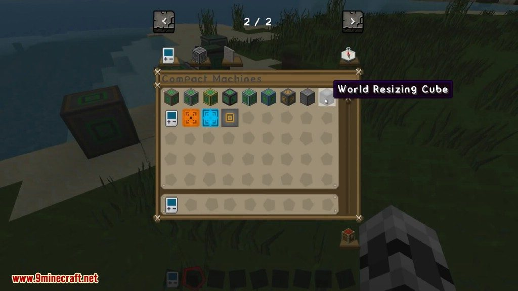 Compact Machines Mod Screenshots 2