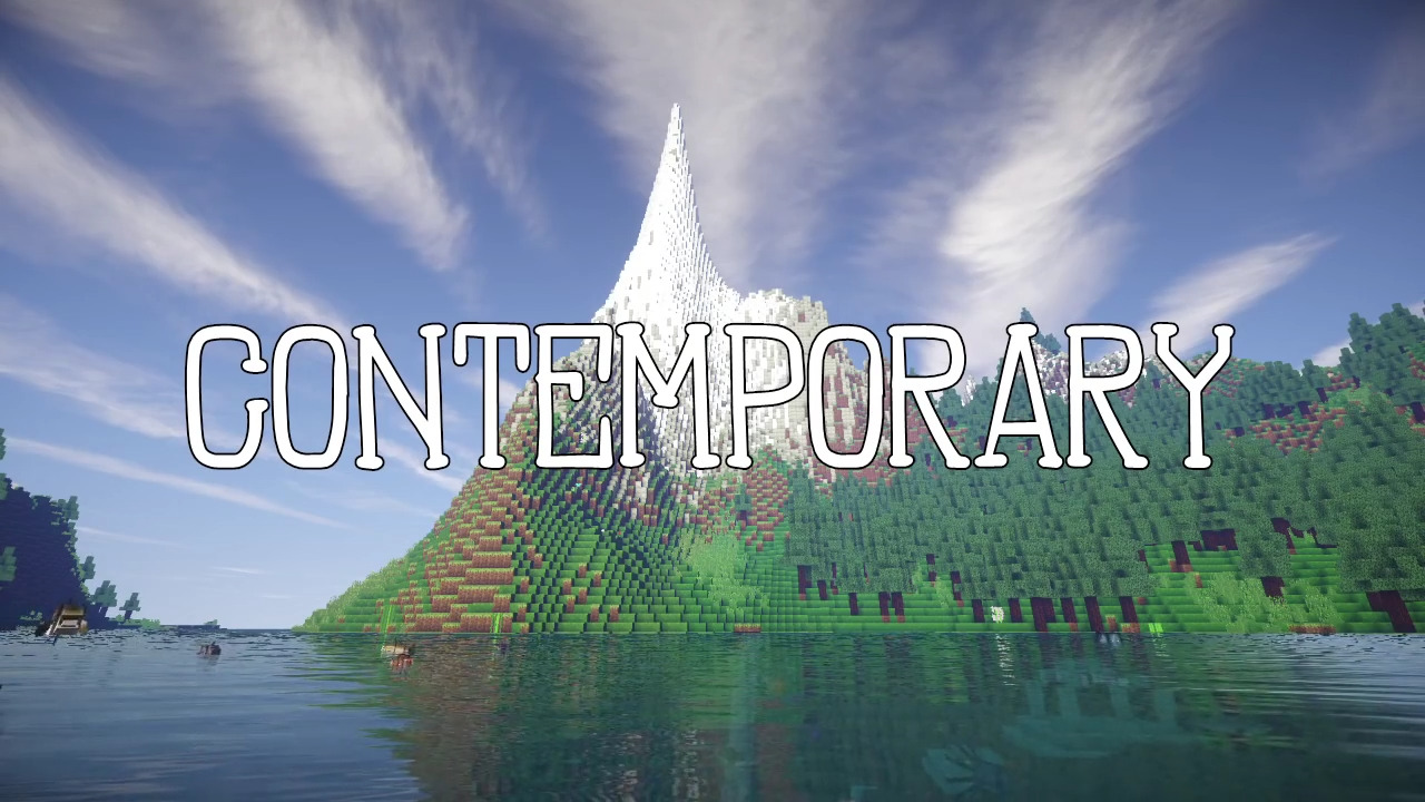 Contemporary Resource Pack