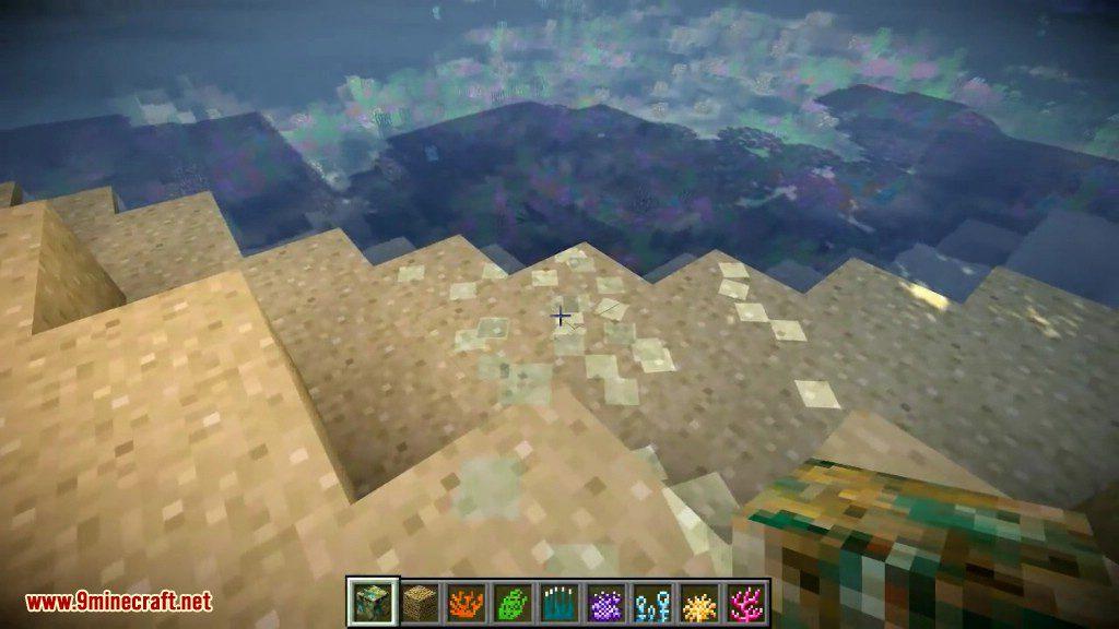 Coral Reef Mod Screenshots 1