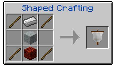 CraftHeraldry Mod Crafting Recipes Heraldic Banner