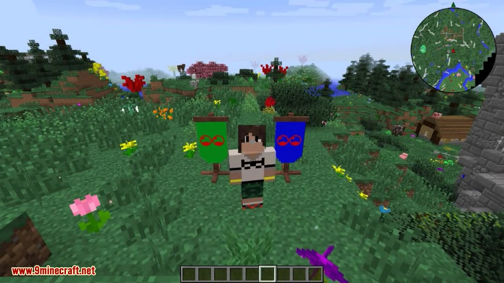 CraftHeraldry Mod Screenshots 11