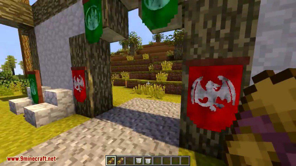 CraftHeraldry Mod Screenshots 19