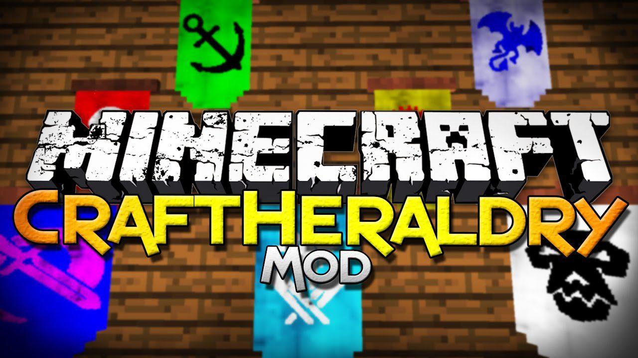 CraftHeraldry Mod