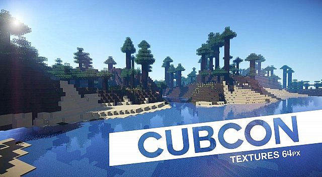 CubCon Resource Pack