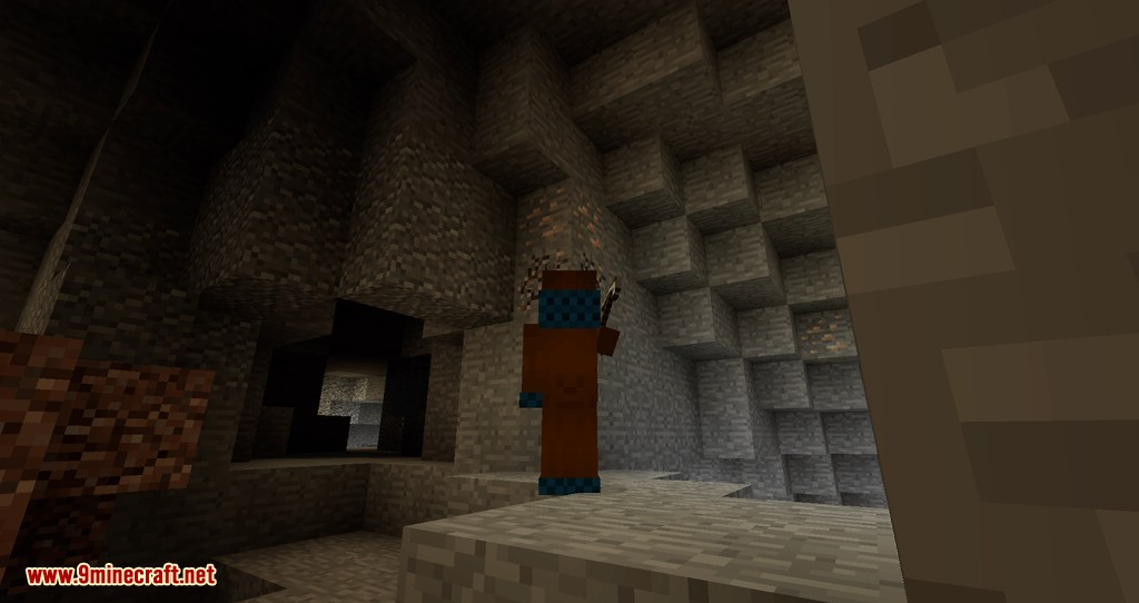Deadly World mod for minecraft 04