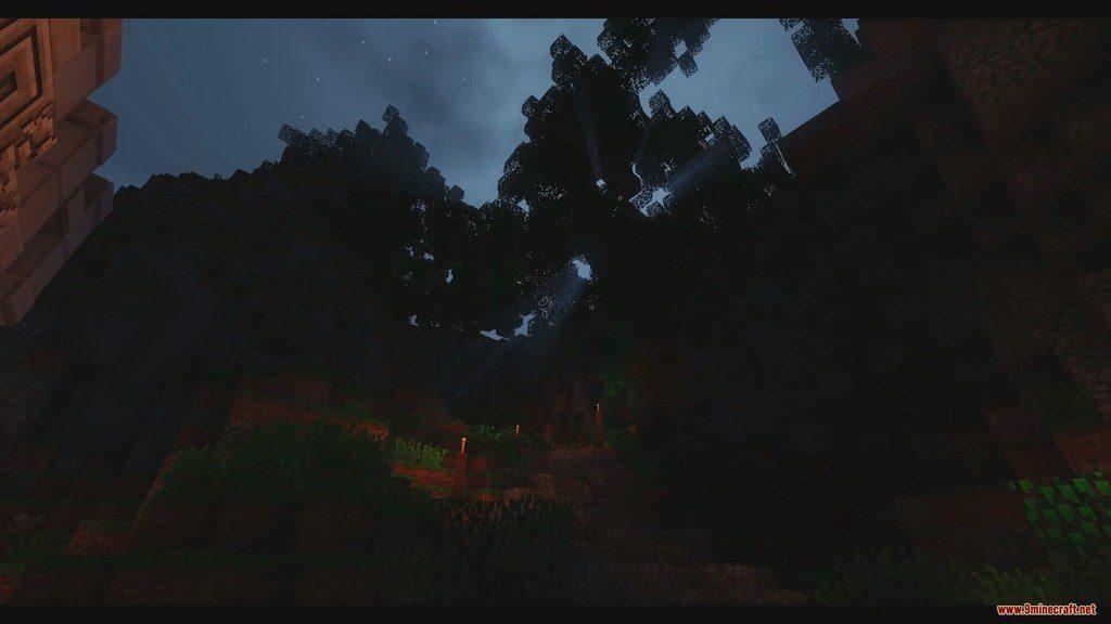 Default 3D Resource Pack Screenshots 13