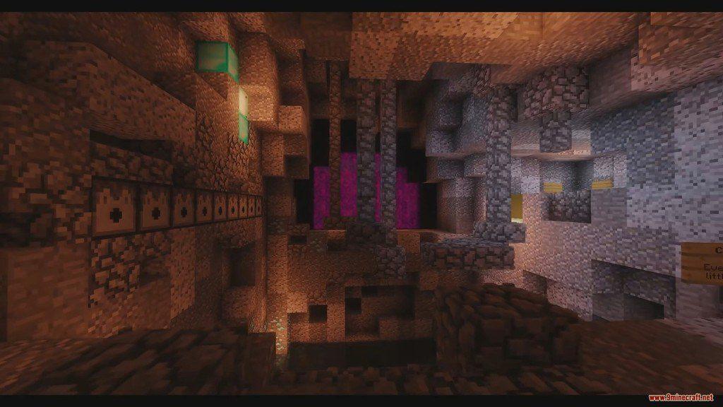 Default 3D Resource Pack Screenshots 14