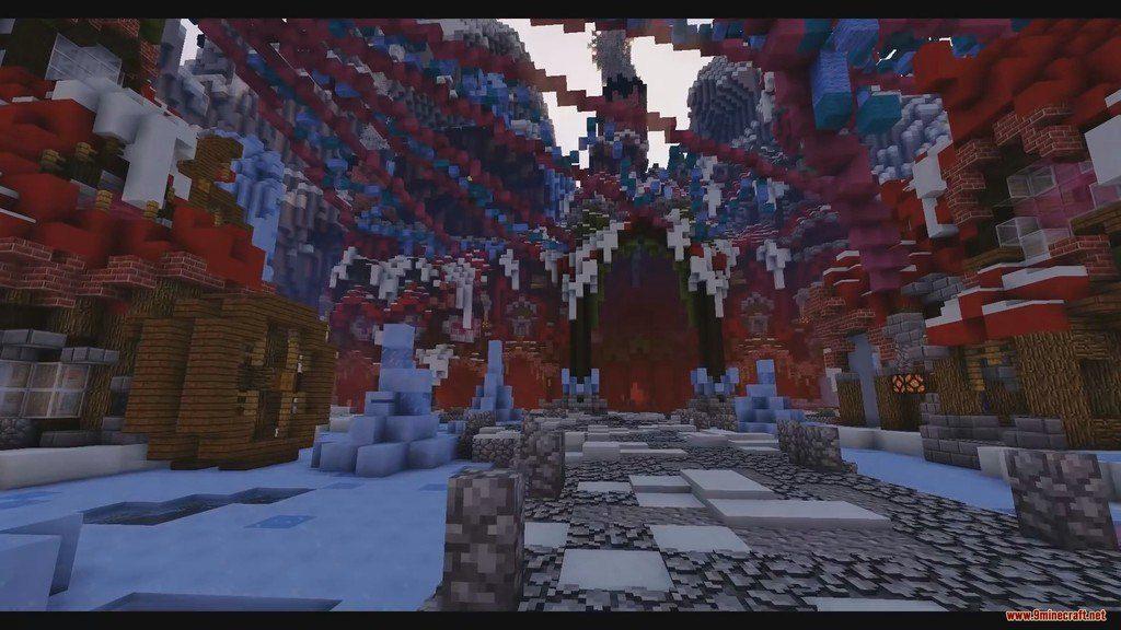 Default 3D Resource Pack Screenshots 19