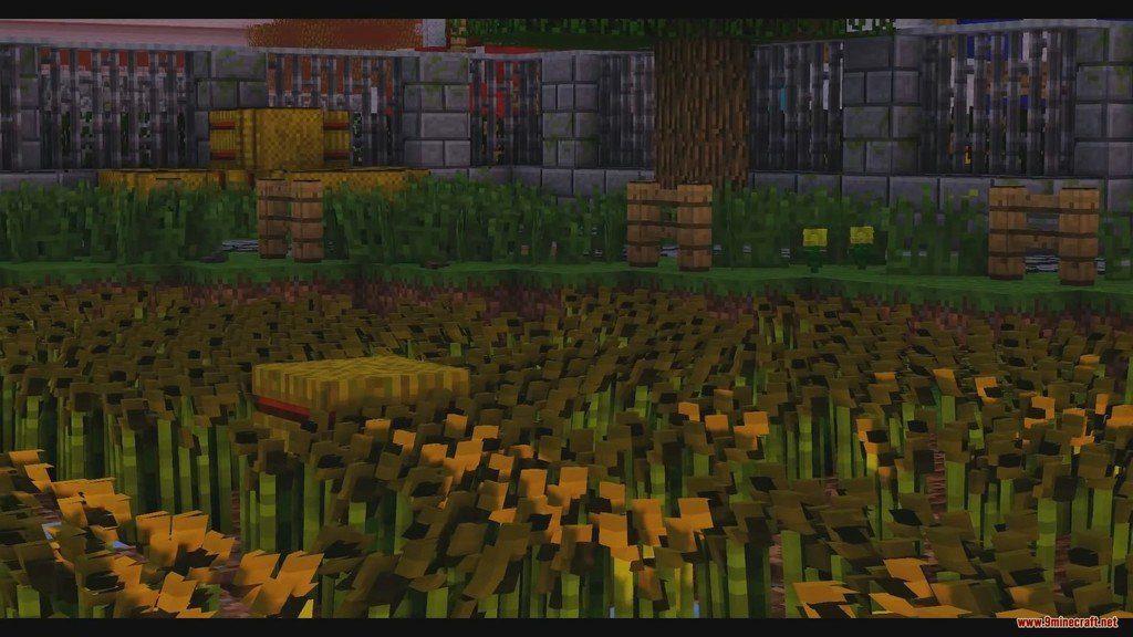 Default 3D Resource Pack Screenshots 7