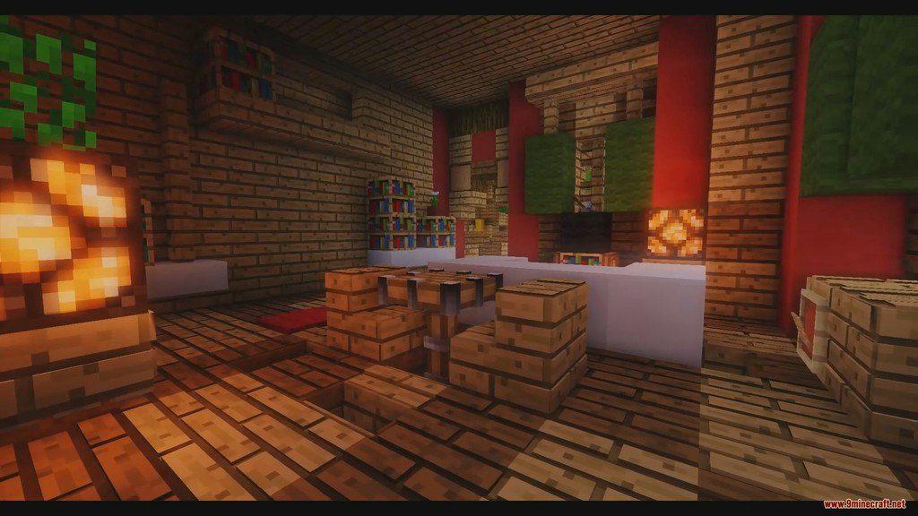 Default 3D Resource Pack Screenshots 9