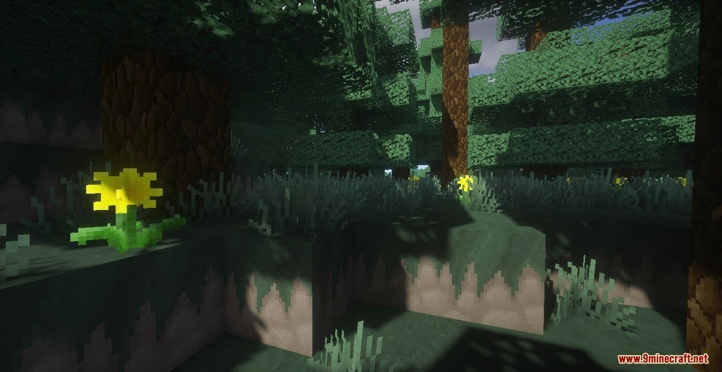 Distant Past Resource Pack Screenshots 1