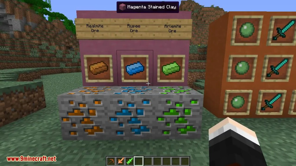 Divine RPG Mod Screenshots 33