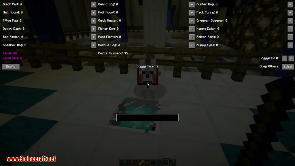 Doggy Talents Mod Screenshots 5