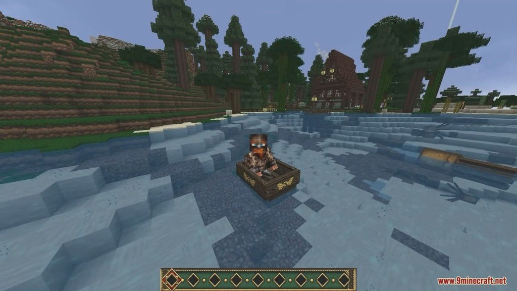 DokuCraft Dwarven Resource Pack Screenshots 2