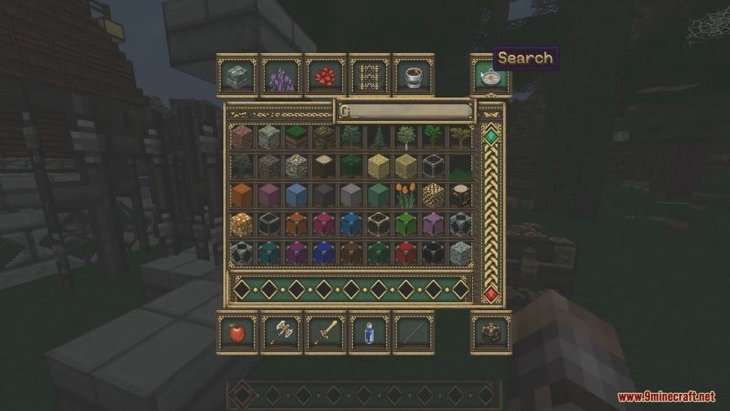 DokuCraft Dwarven Resource Pack Screenshots 5