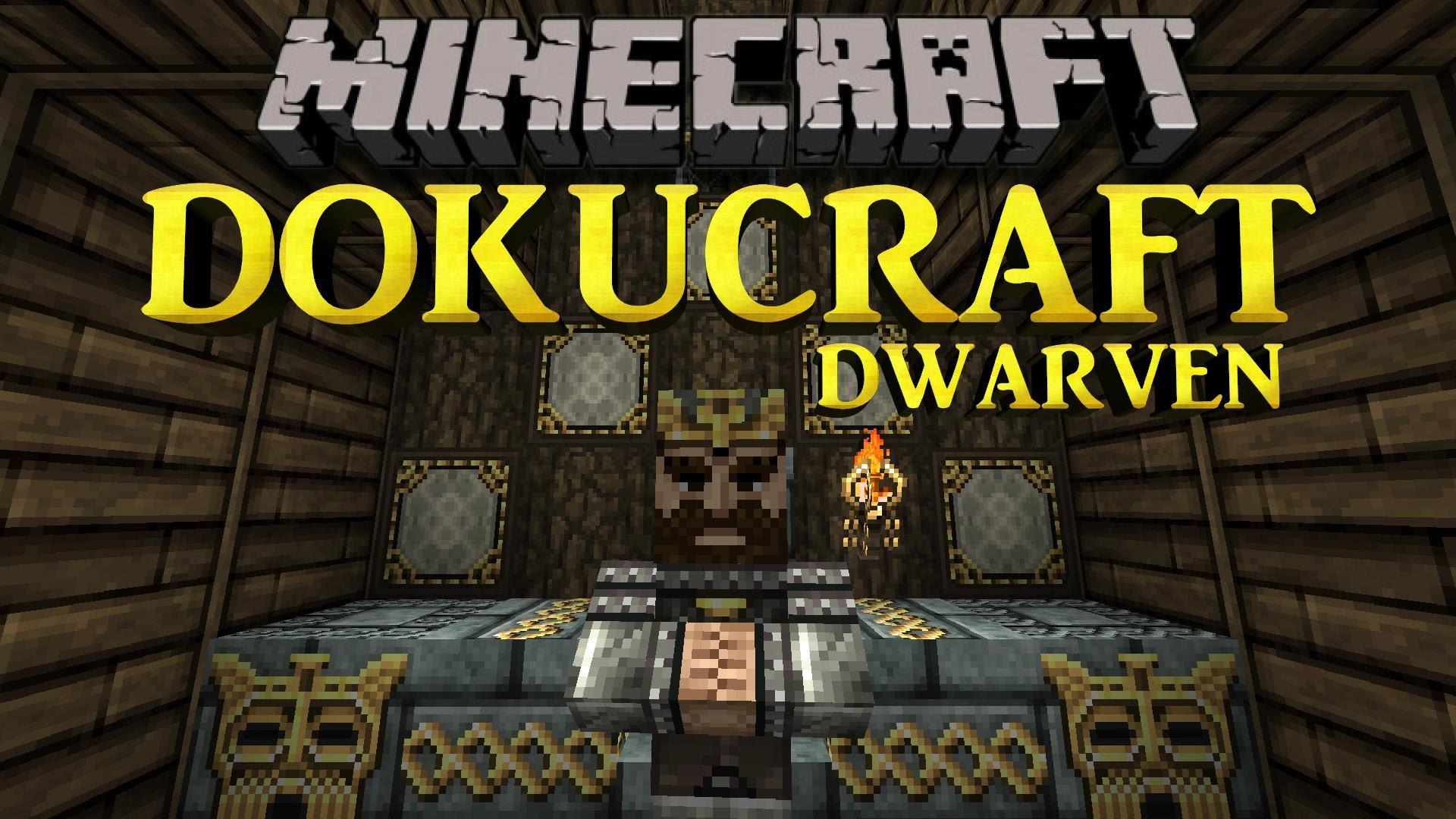 DokuCraft Dwarven Resource Pack