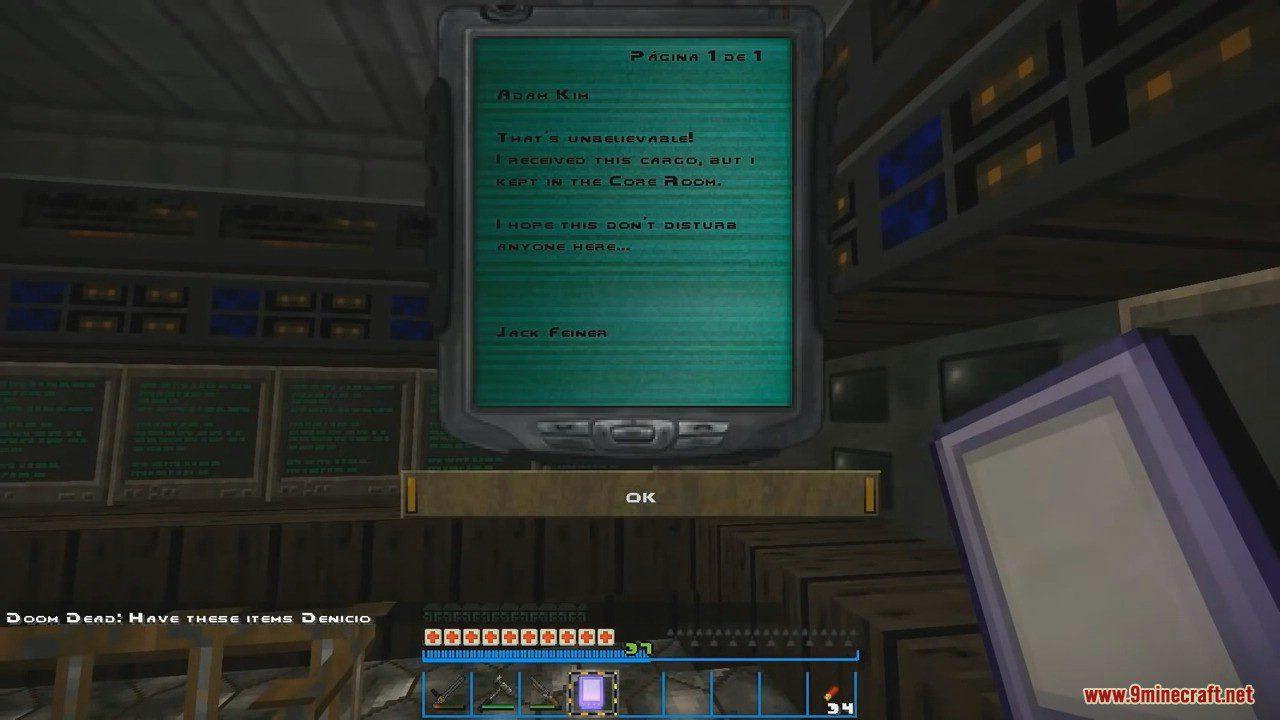DoomCraft Resource Pack Screenshots 10