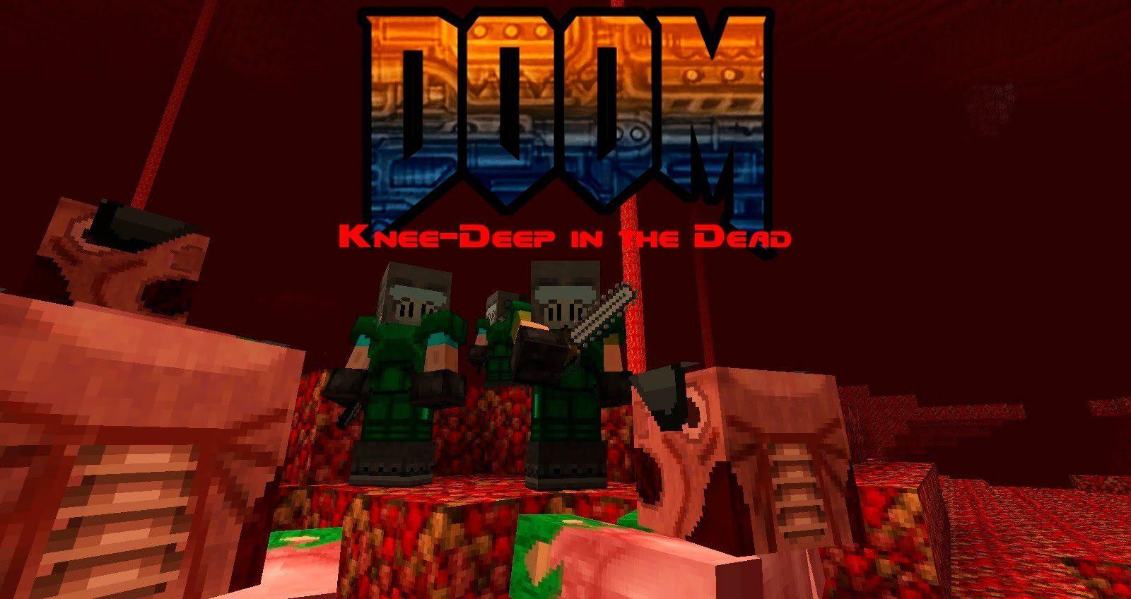 DoomCraft Resource Pack
