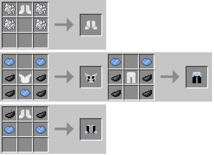 Dragon Block C Mod Crafting Recipes 5