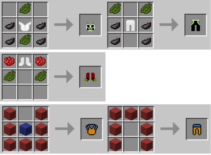 Dragon Block C Mod Crafting Recipes 6