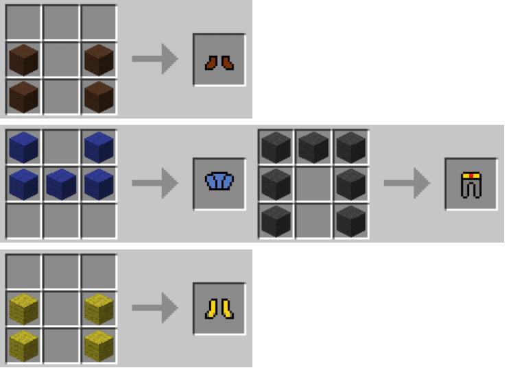 Dragon Block C Mod Crafting Recipes 8