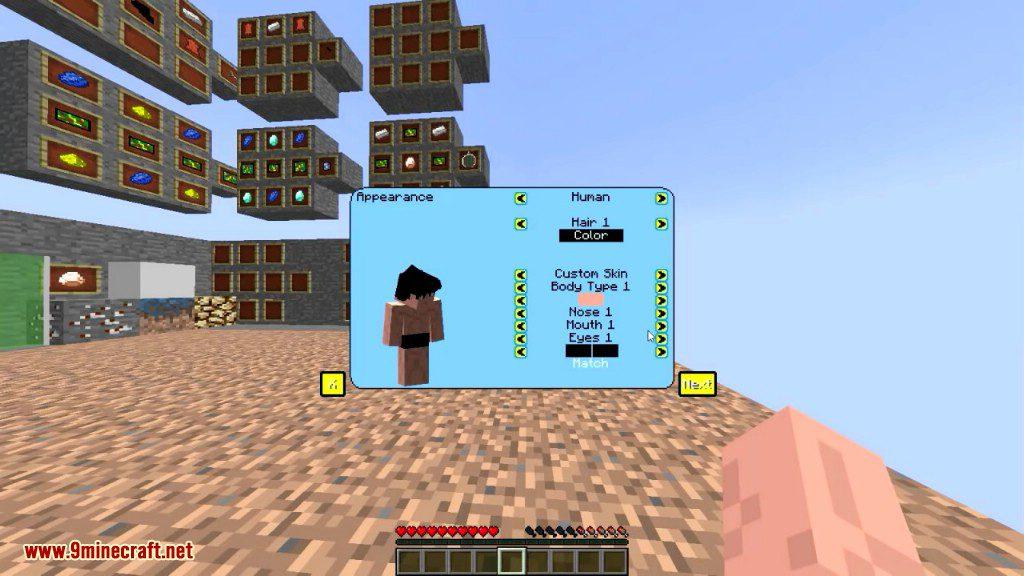 Dragon Block C Mod Screenshots 1