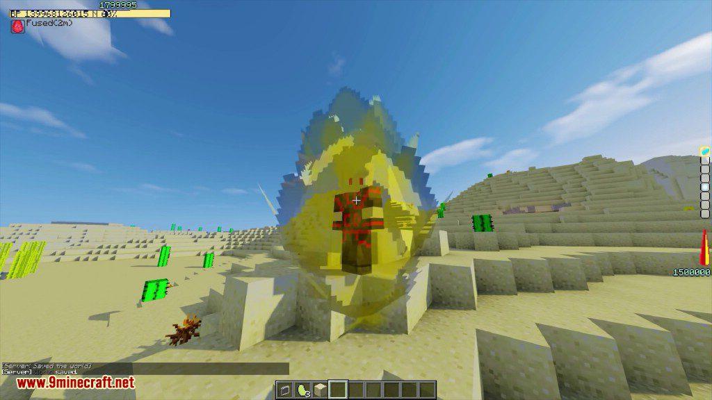 Dragon Block C Mod Screenshots 15