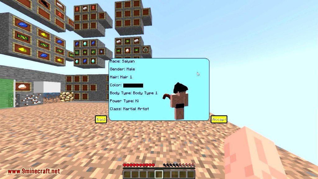 Dragon Block C Mod Screenshots 2