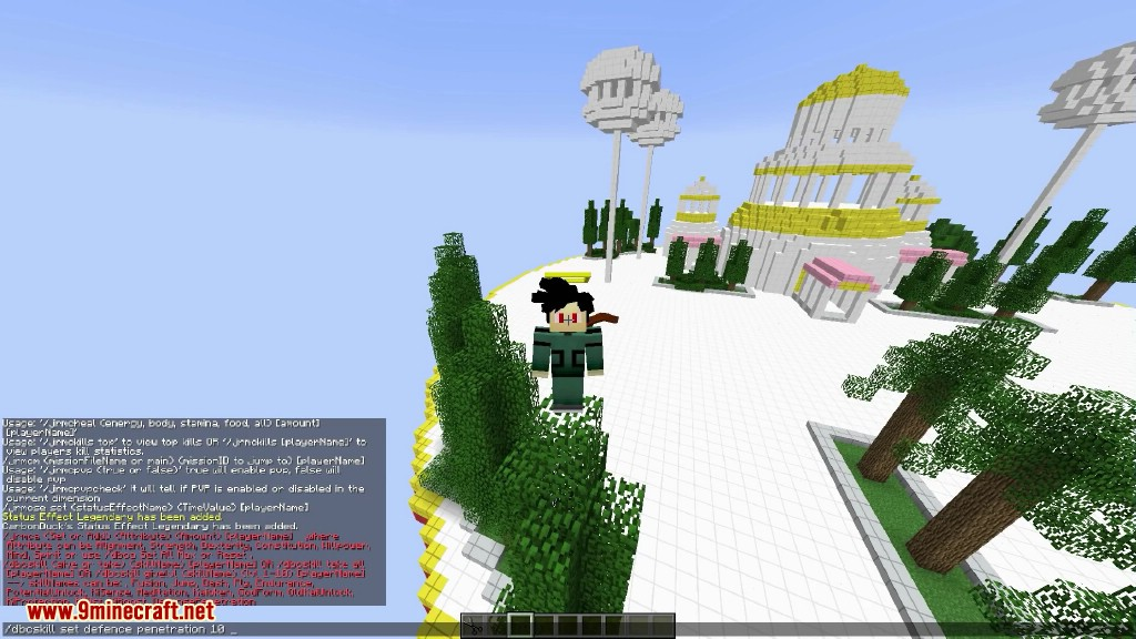 Dragon Block C Mod Screenshots 29