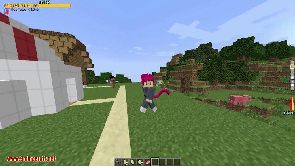 Dragon Block C Mod Screenshots 5