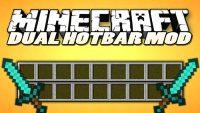 Dual Hotbars Mod