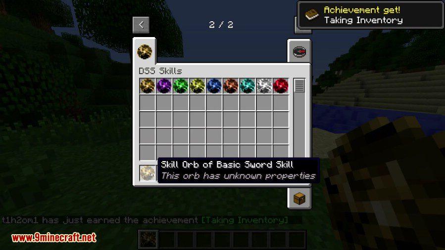 Dynamic Sword Skills Mod Screenshots 1