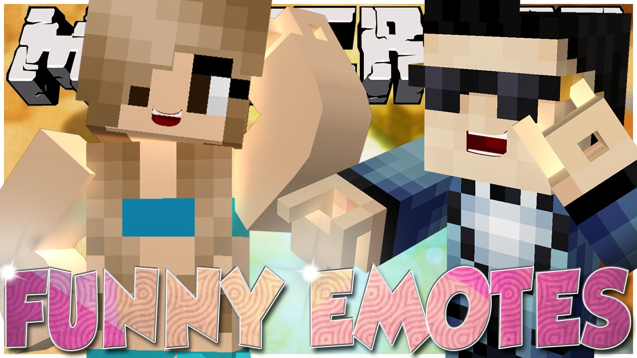 Emotes Mod 1.7.10
