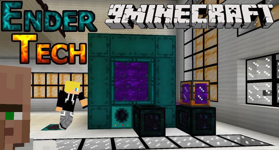 EnderTech Mod 1.7.10 Download
